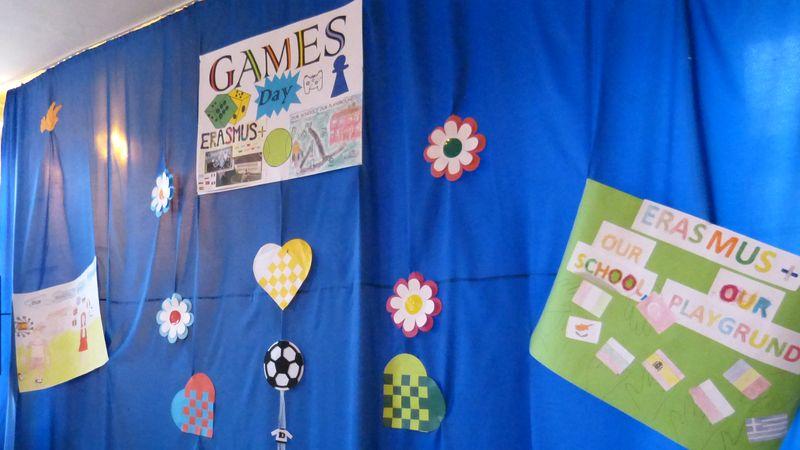Games Day Erasmus+